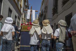 Cruz de Mayo Hermandad Quinta Angustia